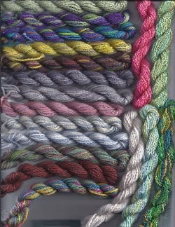 New Thread Colors