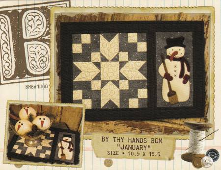 Block of the Month – small